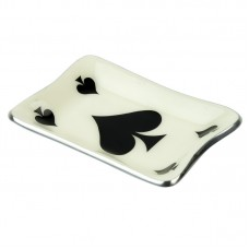 Spade Card Tray, 12x8cm