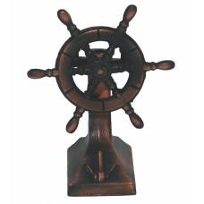 Ship's Wheel Stand Pencil Sharpener