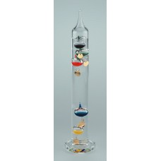 5-Globe Galileo Thermometer, multi, 28cm
