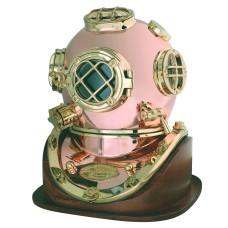 Full-size MkV Diver's Helmet