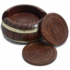 Naval-style Coasters (6)