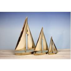 Brass Yacht, 10x15cm