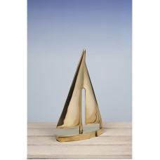 Brass Yacht, 14x23cm