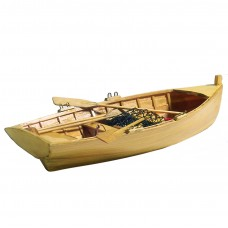 Two-man Skiff, 30cm