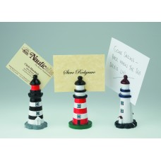 Lighthouse Magnets (mixed), 10cm, 3 assorted