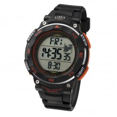 Limit ProXR Countdown Watch, black/orange