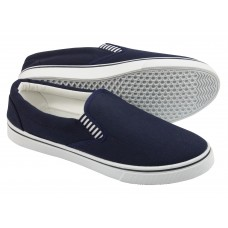 Yachtmaster Slip-on Canvas Shoe 8/42
