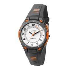 Limit Sports Watch, grey/orange