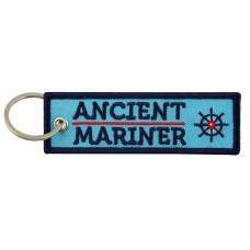 """Ancient Mariner"" Woven Keyring, 10cm"