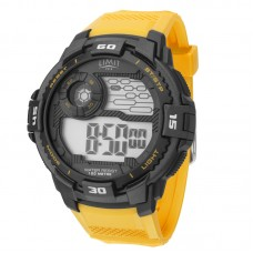 Limit Active Watch, black/yellow
