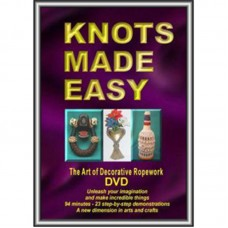 """Knots Made Easy"" DVD"