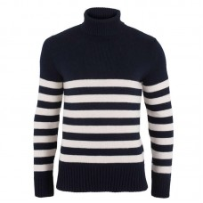 Striped Submariner Sweater, Large