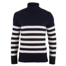 Striped Submariner Sweater, Small