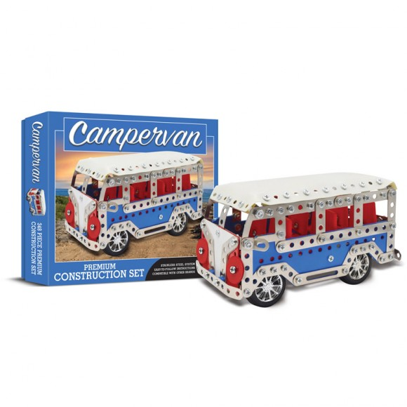 Camper Van Construction Set