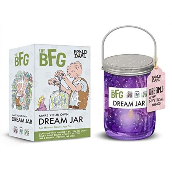Make Your Own BFG Dream Jar